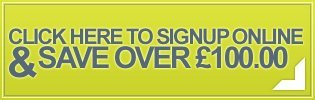 SignUp Online and Save over £100