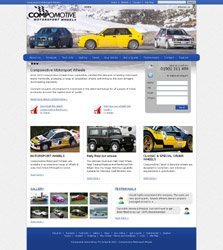 New Website Design Components Auto