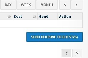 Enterprise Booking Software - Alert and Email Notifications