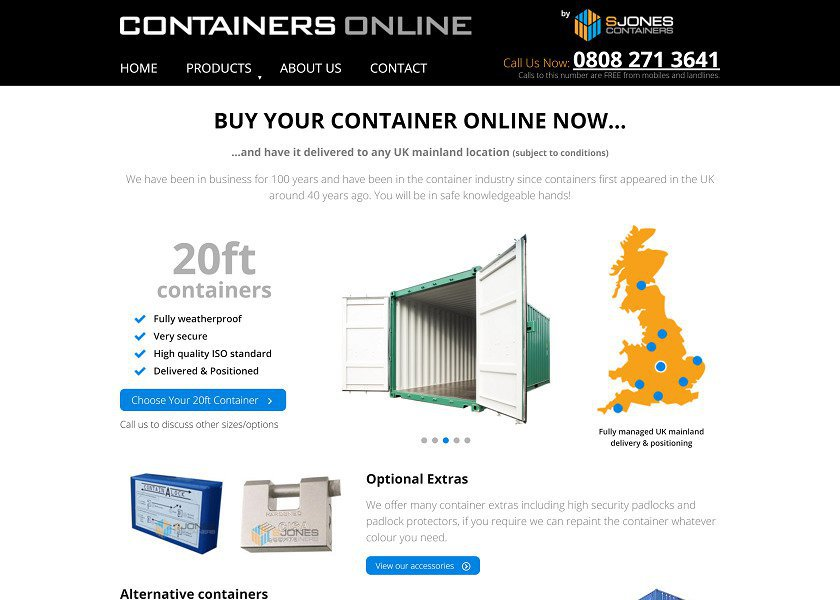 Containers Online