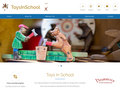 Gallery Screenshot for Responsive site for Educational Toys