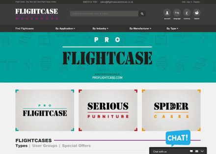 Flightcase Warehouse